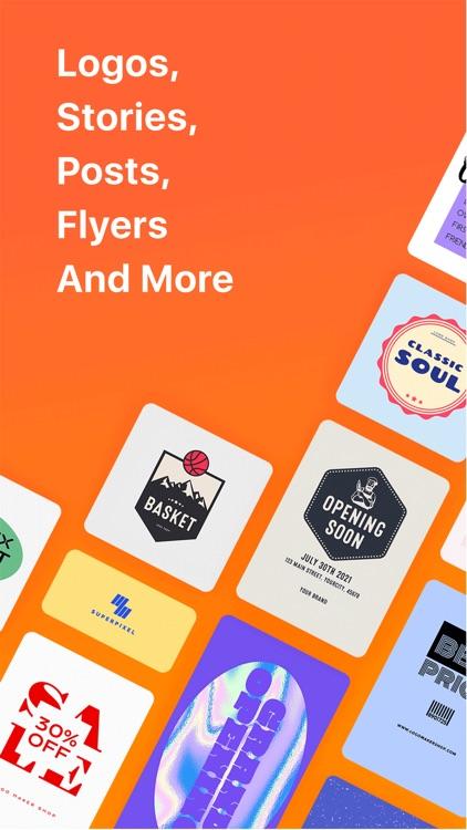 Logo Maker Shop:Design Creator