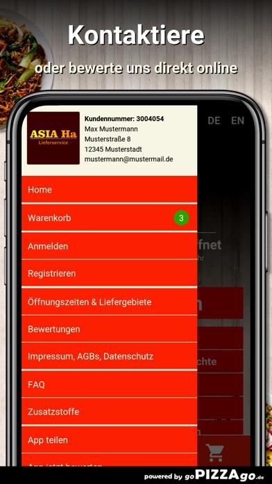 Asia Ha Nürnberg screenshot 3