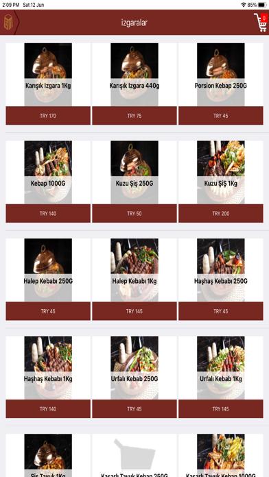 مطعم جراند منارلقطة شاشة2