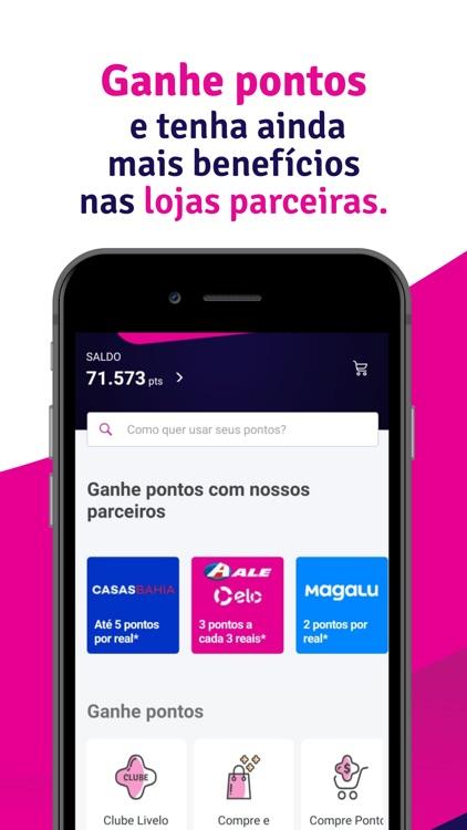Livelo - pontos e cashback screenshot-6