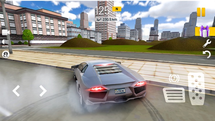 Extreme Car Driving Simulator screenshot-0