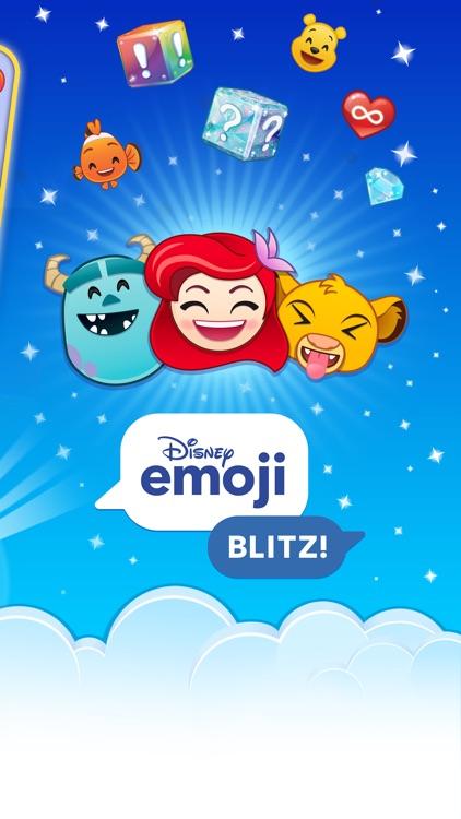 Disney Emoji Blitz screenshot-4