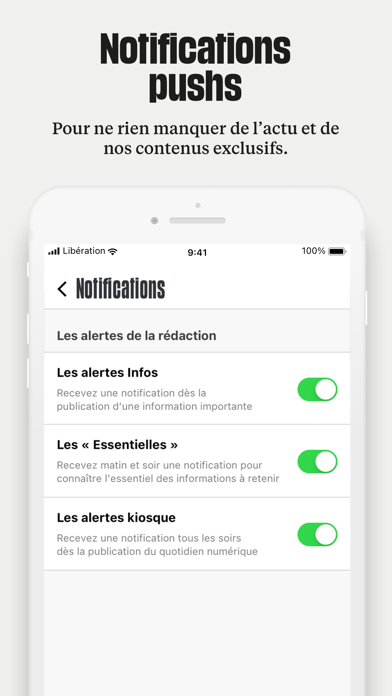 Libération: Info et Actualitésのおすすめ画像9
