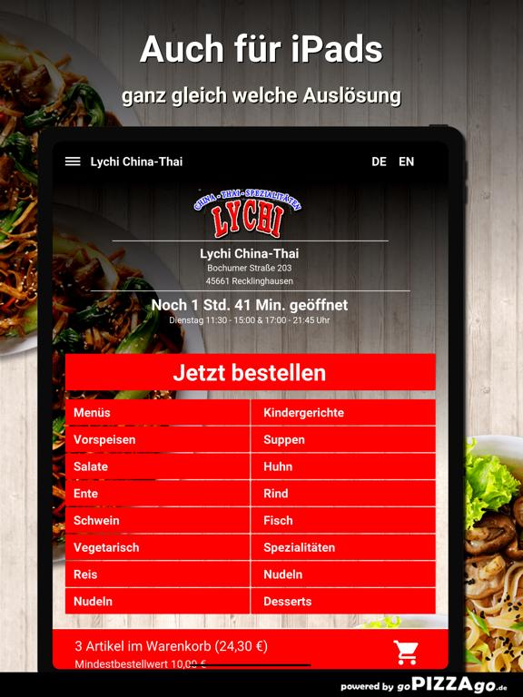 Lychi Recklinghausen screenshot 7
