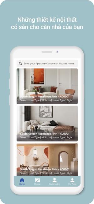 Life on Interior design