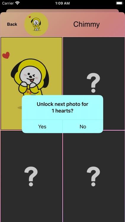 Fake B.T.S Text And Call screenshot-4