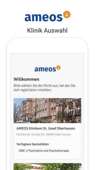 AMEOS Direkt VideosprechstundeScreenshot von 2