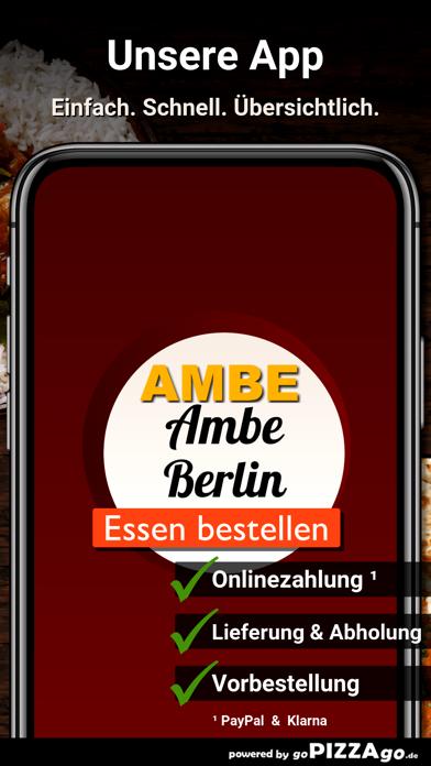 Ambe Berlin screenshot 1