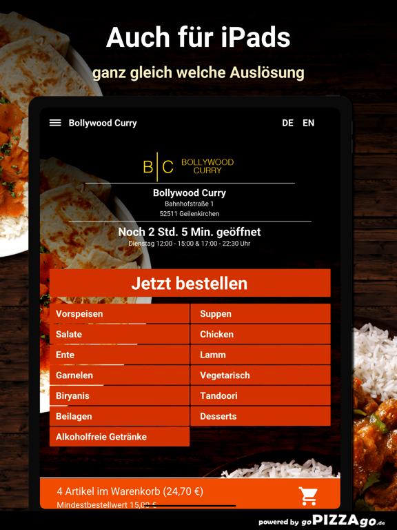 Bollywood Curry Geilenkirchen screenshot 7