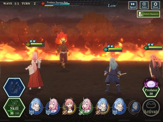 SLIME - ISEKAI Memories screenshot 20