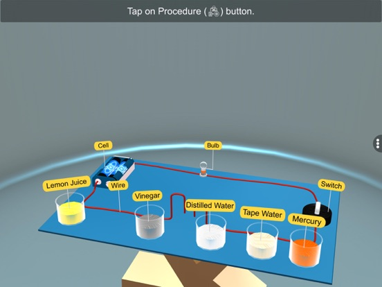 Electric Conduction in Liquids screenshot 11