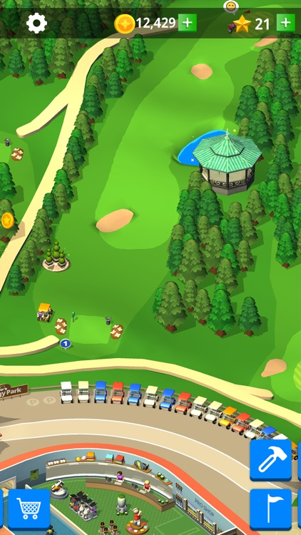 Idle Golf Club Manager Tycoon screenshot-7
