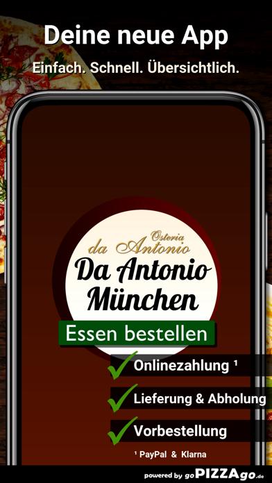 Osteria da Antonio München screenshot 1