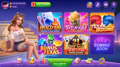 Poker Journey screenshot 1