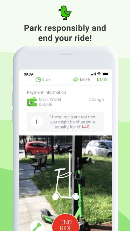 MARTI Scooter screenshot-4