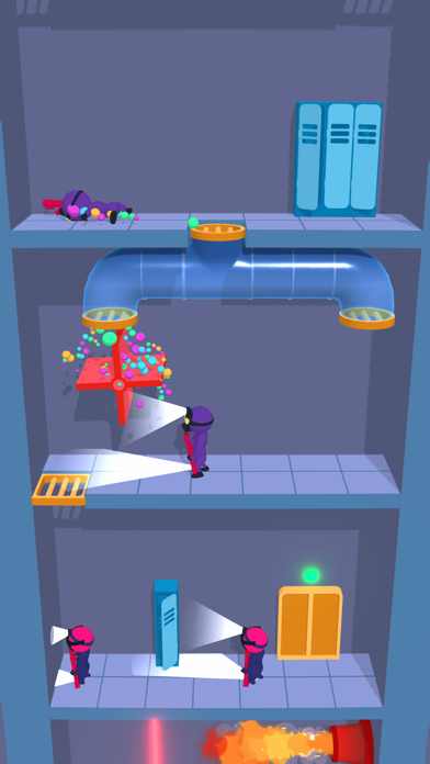 Particle Escape screenshot 4