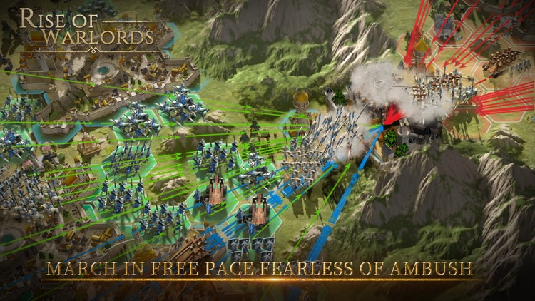 Rise of Warlords - RoW screenshot-4