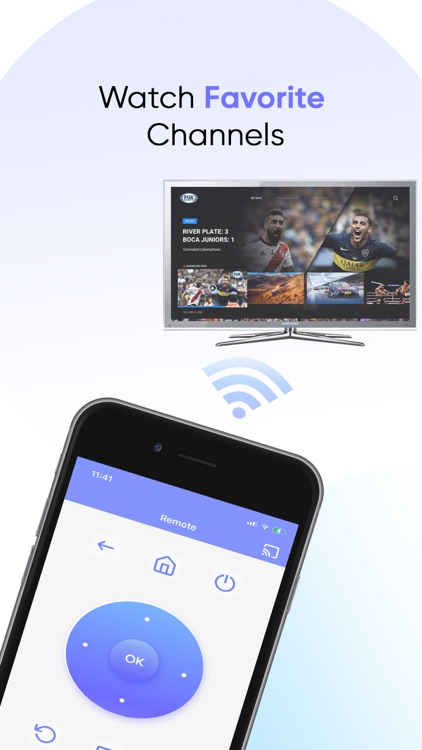 Universal TV Remote Controller screenshot-4