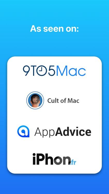 Shift Keyboard for Apple Watch screenshot-9