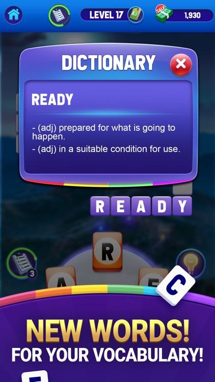 Wheel of Fortune Crossword Fun screenshot-3