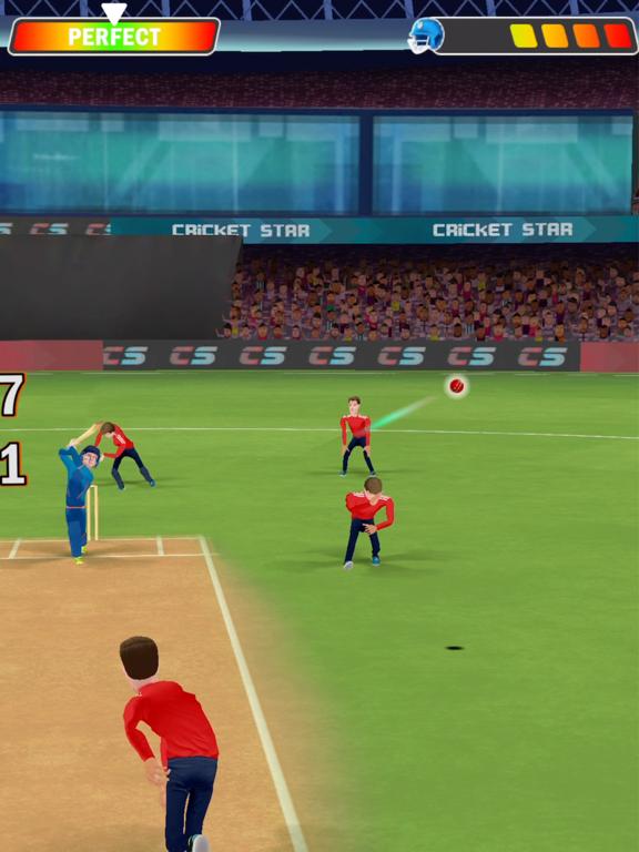 Cricket Star Pro screenshot 9
