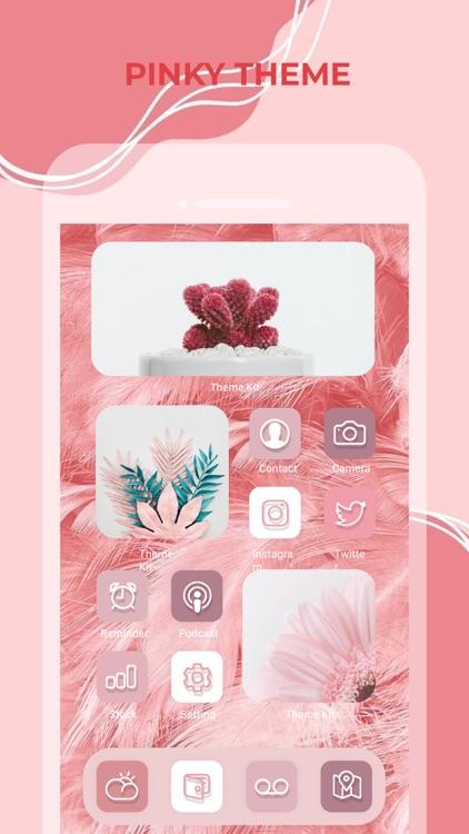 Icon Changer: Aesthetic Themer screenshot-5
