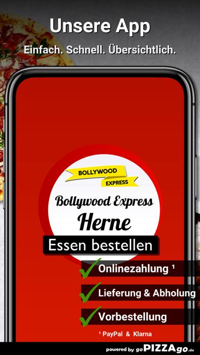 Bollywood Express Herne screenshot 1