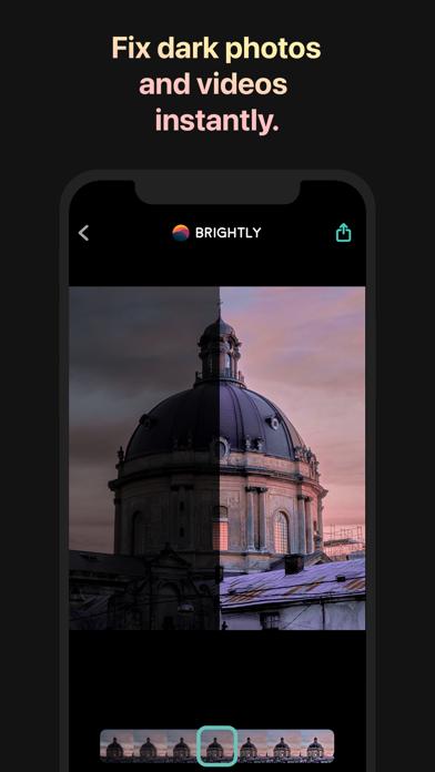 Brightly - Fix Dark Photos Screenshots
