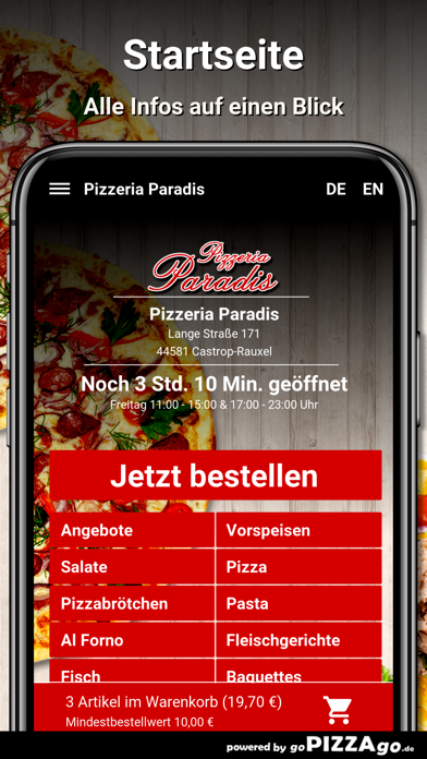 Paradis Castrop-Rauxel screenshot 2