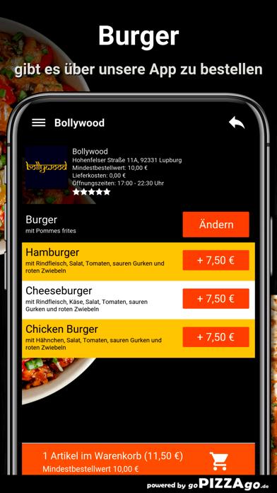 Bollywood Lupburg screenshot 6