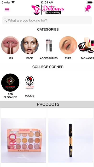 Dotcom Beauty screenshot 1