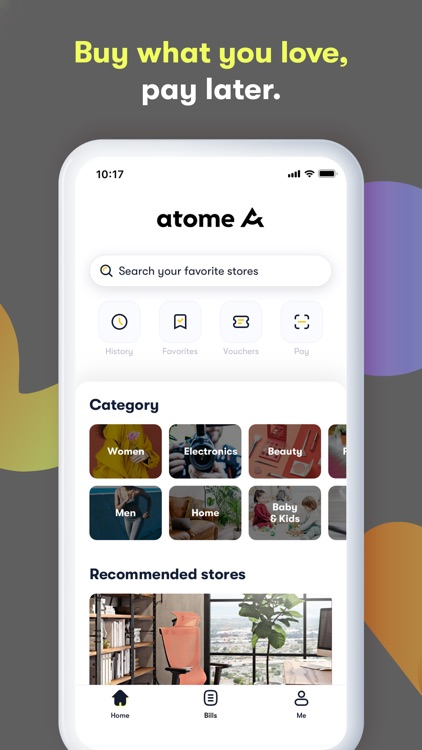 atome HK - Buy now. Pay later