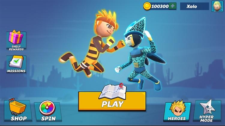 Stickman War: Fighting Games screenshot-4
