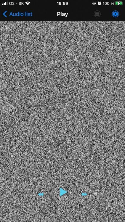 Relax white noise sleep sounds screenshot-4