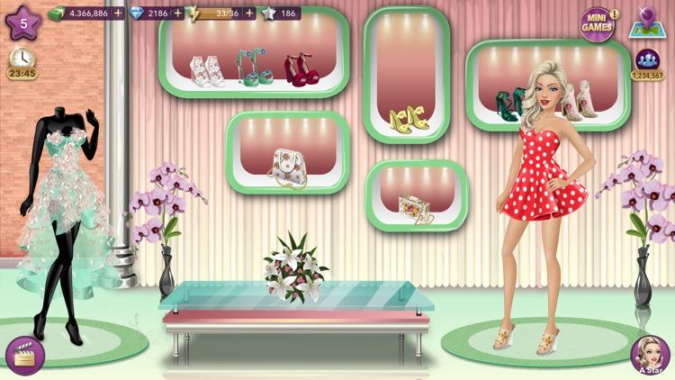 Hollywood Story: Fashion Star screenshot-5