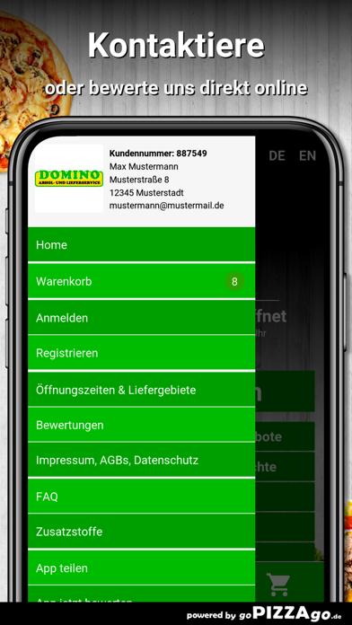 Domino Pizza Winnenden screenshot 3