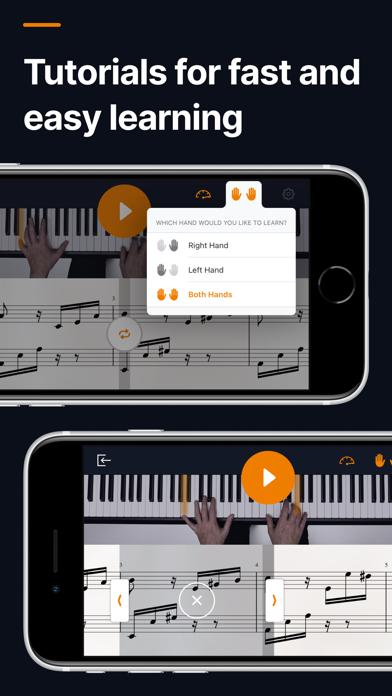 flowkey – Learn Piano Screenshot