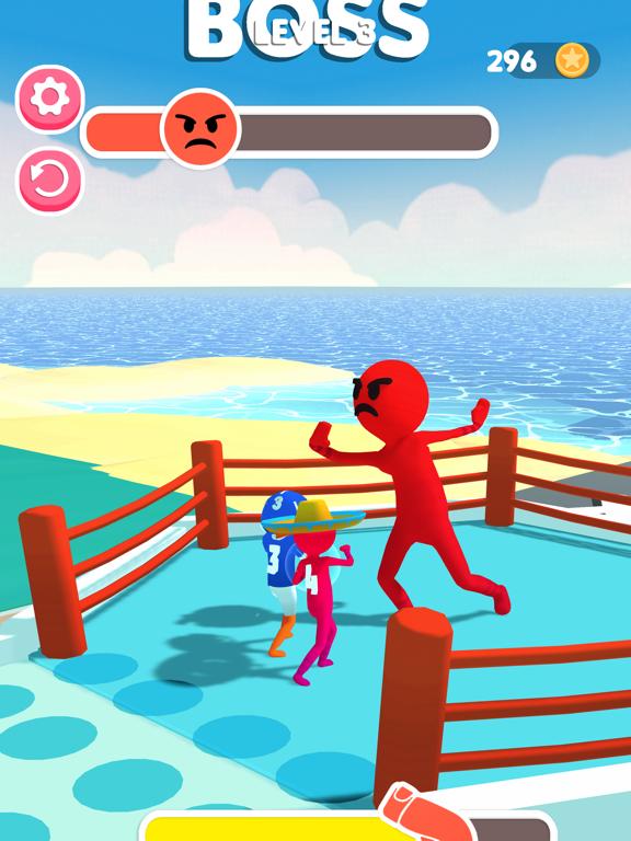 Merge Clash 3D screenshot 16