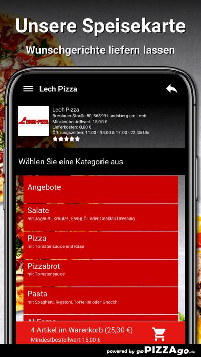 Lech Pizza Landsberg am Lech screenshot 4