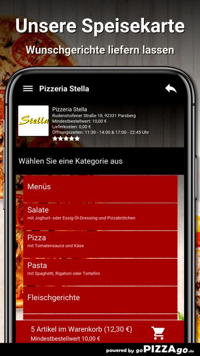Pizzeria Stella Parsberg screenshot 4