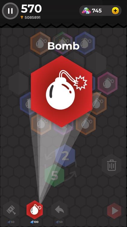 X7 Blocks - Merge Puzzle screenshot-4