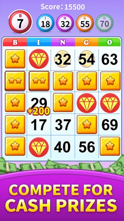 Bingo Cash: Win Real Money screenshot-3