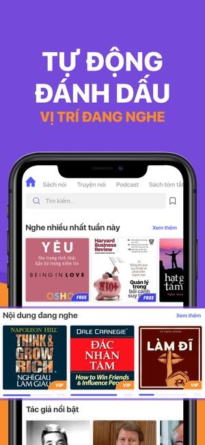 Voiz FM - Sách nói & Podcast