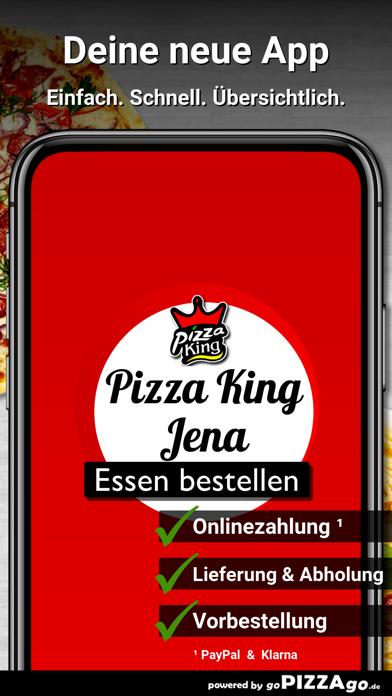 Pizza King Jena screenshot 1