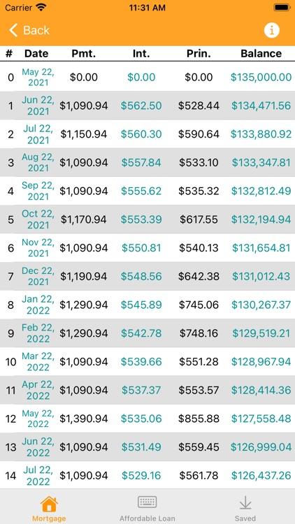 Mortgage Calculator/ Loan Calc screenshot-3