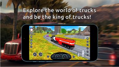 3D Truck Driveのスクリーンショット3