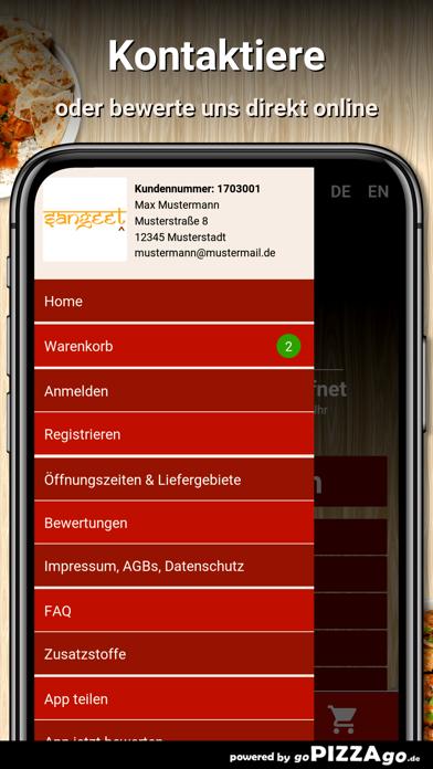 Sangeet München screenshot 3