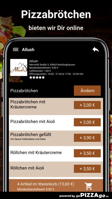 Allush Recklinghausen screenshot 5