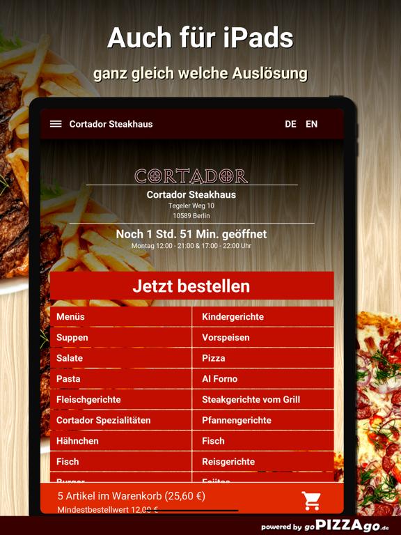 Cortador Steakhaus Berlin screenshot 7