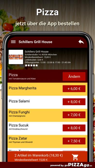 Schillers Grill House München screenshot 5